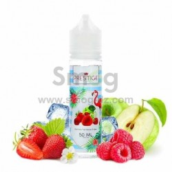 E-liquide Pomme framboise fraise Prestige Fruits