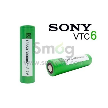 Accu Sony VTC6 3000 mah 30A